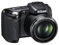 Nikon COOLPIX L110 with 5-75mm Lens