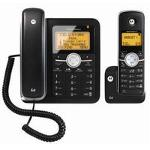Motorola L402C Corded Base Phone with Cordless Handset
