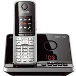 Siemens Gigaset S795  stahlgrau 8-Line Cordless Phone