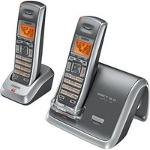 Uniden DECT2060-2 1 9 GHz Twin 1-Line Cordless Phone