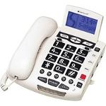 CLEAR SOUNDS WCSC600 1-Line Corded Phone