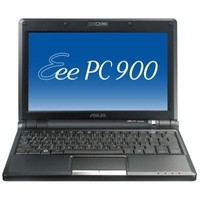 ASUS Eee PC 900 16G XP - Galaxy Black Eee PC Intel processor 8.9\' Wide SVGA 1GB Memory 16GB HDD Inte... (EEEPC900-BK039X) PC Notebook