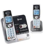 AT&T TL72208 5 8 GHz Twin 1-Line Cordless Phone