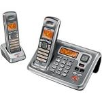 Uniden DECT20852 1 9 GHz Twin 1-Line Cordless Phone