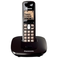 Panasonic KXTG6411 Single 1 9 GHz 1-Line Cordless Phone