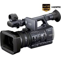 Sony HDR-AX2000 High Definition Flash Media  AVCHD Camcorder