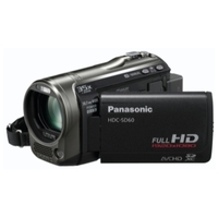 Panasonic HDC-SD60 Video Camera - Red Flash Media  AVCHD Camcorder