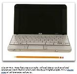 Hewlett Packard HP Business Notebook 2133 - VIA C7-M 1.6GHz - 8.9 WXGA - 1GB DDR2 SDRAM - 120GB (No Optical Drive) -... (KR954UT)