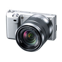 Sony NEX-5K Digital Camera with 18-55mm lens
