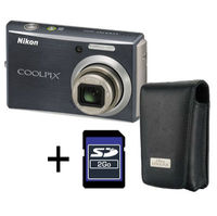 Nikon COOLPIX S610c Digital Camera