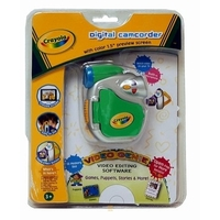 Sakar Crayola 32070 Flash Media Camcorder