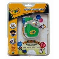 Sakar Crayola 32070 Flash Media Camcorder