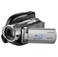 Hitachi DZBD10HA High Definition DVD  Hard Drive  Blu-ray  AVC  AVCHD Camcorder