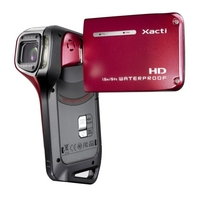 Sanyo Xacti VPC-CA 9 High Definition Flash Media Camcorder