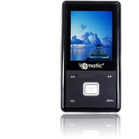 Ematic EM134VID  4 GB  MP3 Player