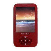 Visual Land V-Motion Pro ME-964  4 GB  MP3 Player