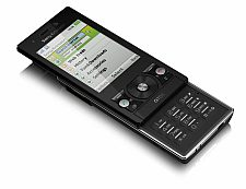 Sony Ericsson G705 Cell Phone