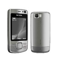 Nokia Slide 6600 Cell Phone