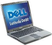 Dell Latitude D600  D600LO  PC Notebook