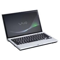 Sony VAIO VPC-Z116GX S 13 1-Inch Laptop  Silver  PC Notebook