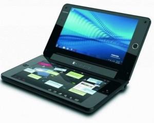 Toshiba Libretto W100 Netbook
