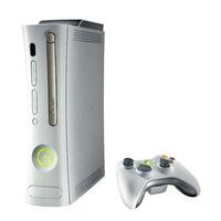 Microsoft Xbox 360 White Console