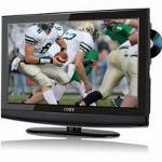 Coby TFDVD2697 26 in  LCD TV DVR Combo
