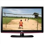 LG 26in HD ready Freeview LCD TV 26LD350  black 26 in