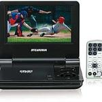 Sylvania SDVD7015 7 in  Portable DVD Player with Screen