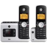 Motorola L402 1 9 GHz Twin 1-Line Cordless Phone