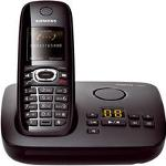 Siemens Gigaset C595 Digital Cordless Telephone with Answer Machine - Triple pack 3 handsets