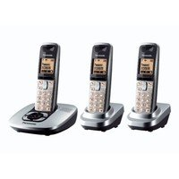 Panasonic KXTG6423ES Trio 1-Line Cordless Phone