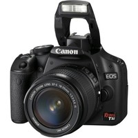 Canon EOS 500D/ EOS Rebel T1i Digital Camera with 18-200mm lens