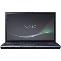 Sony VAIO R  VPCZ122GX B 13 1  Z Series Notebook PC - Black
