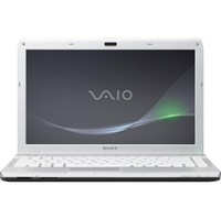 Sony VAIO R VPCY216FX S  Y Series 13 3  Notebook PC - Silver