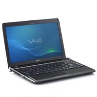 Sony VAIO VPCY216FX B Laptop Computer - Intel Core i3-330UM 1 2GHz  4GB DDR3  500GB HDD  13 3 Displa    PC Notebook