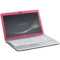 Sony VPCY216FX P VAIO R  Y Series 13 3  Notebook PC - Pink
