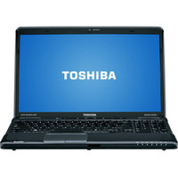 Toshiba Satellite A665D-S6051 LED TruBrite 16 0-Inch Laptop - Black - PSAX0U-008004 PSAX0U-008004 PC Notebook