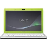 Sony VAIO Y VPCY216FX G 13 3 Notebook Computer  Green
