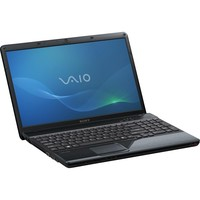 Sony VAIO R  VPCEB26FX BI E Series 15 5  Notebook PC - Matte Black