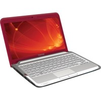 Toshiba Satellite T215D-S1140RD 11 6  Notebook PC - Gemini Red  PST2LU00E006