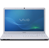 Sony VAIO R  VPCEB25FX WI E Series 15 5  Notebook PC - Matte White