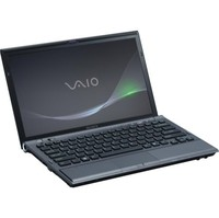 Sony VAIO R  VPCZ124GX B 13 1  Z Series Notebook PC - Black