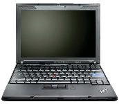 Lenovo ThinkPad X201 Core i5-520M 2 4GHz 2GB 250GB abgn GNIC BT FR WC 6C 12 1  WXGA W7P  3680FBU  PC Notebook