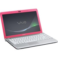 Sony VPCY216GX P VAIO R  Y Series 13 3  Notebook PC - Pink