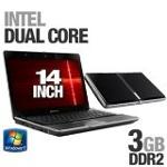 Gateway TC7308u LX W8802 003 Notebook PC - Intel Pentium Dual-Core T4400 2 20GHz  3GB DDR2  250GB HD