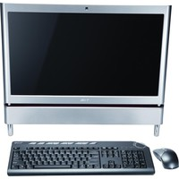 Acer AZ5700-U2102 Desktop - Silver  PWSDC02009