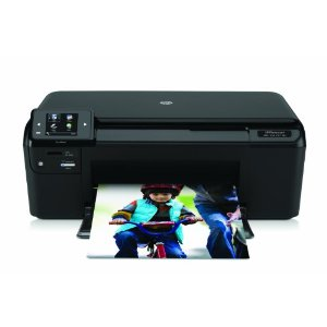 Hewlett Packard Photosmart e-All-in-One D110a InkJet Printer