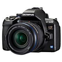 Olympus E-620 Digital Camera with 25mm lens