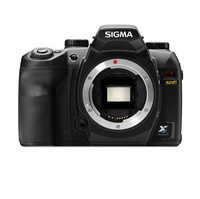 Sigma SD15 14MP X3 FOVEON CMOS Digital SLR Digital Camera with 3 0 inch LCD Lens